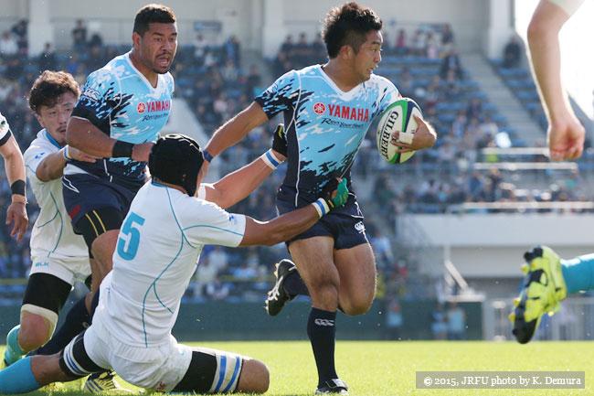 トップリーグ2015-2016 第2節 マ...
