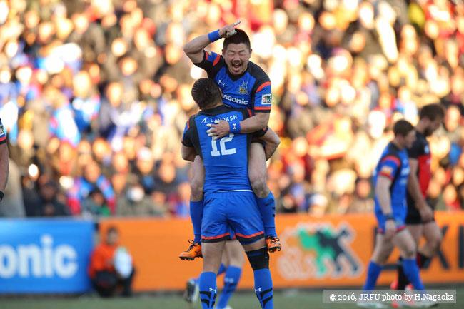 トップリーグ2015-2016【LIXIL C...
