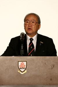 高島正之・ジャパンラグビートップリーグ チェアマン
