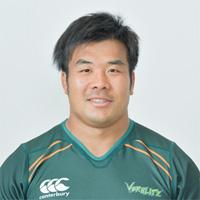 上野隆太選手(トヨタ自動車)