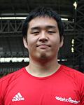 塚原巧巳選手(神戸製鋼コベルコスティーラーズ)
