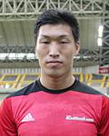 李智栄選手(NTTドコモレッドハリケーンズ)