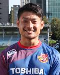 山口 修平 選手(東芝ブレイブルーパス)