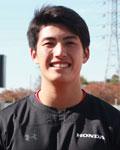 渡部 寛太 選手(Honda HEAT)