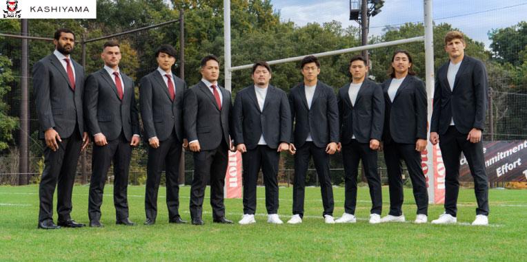 『KASHIYAMA』2021シーズンキービジュアル