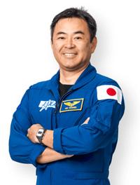 星出彰彦 宇宙飛行士 ©JAXA/NASA