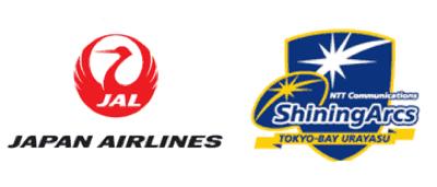 日本航空/シャイニングアークス東京ベイ浦安